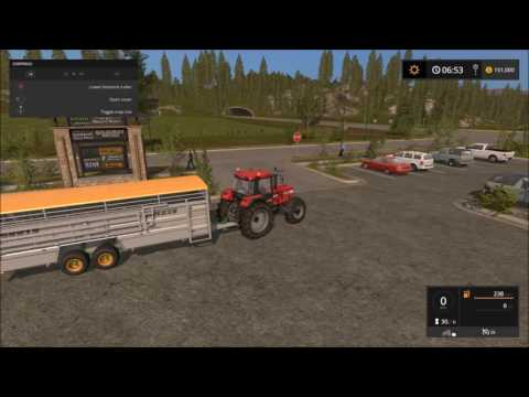 Farming simulator 2017 how to buy animals