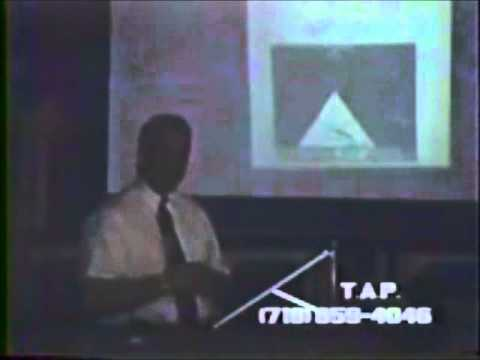 THE INCREDIBLE UNKNOWN FACTS ABOUT THE GREAT PYRAMID -DR. CHARLES FINCH