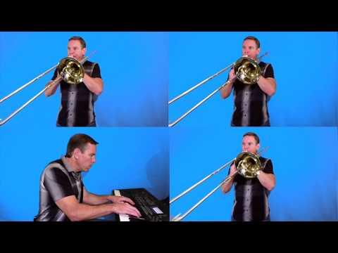 Monsters Inc Jazz Theme - Trombone
