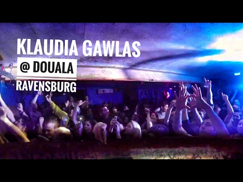 Klaudia Gawlas @ Douala Ravensburg