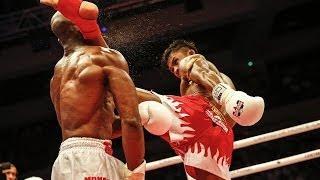 Buakaw vs Djime Coulibaly Monte-Carlo Fi...