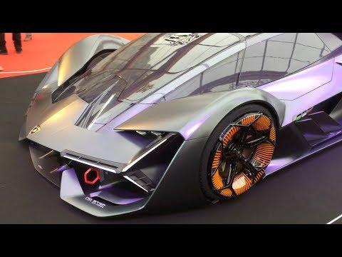 Festival Automobile International 2018 - Concept-cars et design automobile.