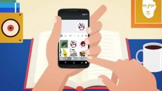 Kika Emoji Keyboard - Kika, for every idea