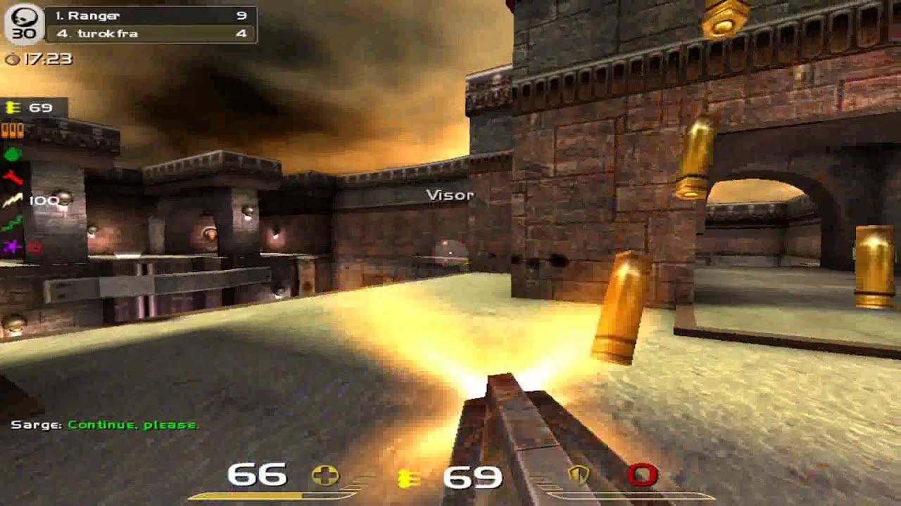 Quake Live Gameplay (free online pc game)