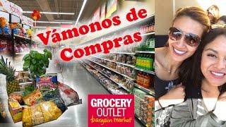 ¡Vámonos de Compras! #GroceryOutlet