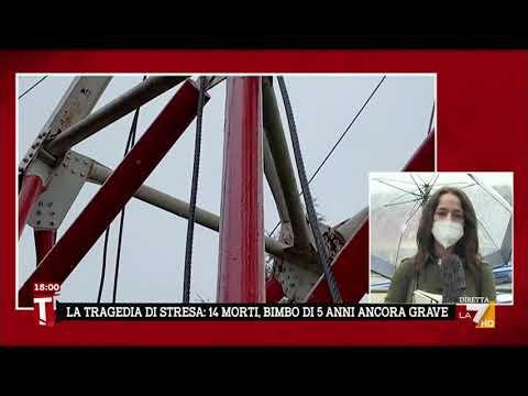 Funivia Stresa-Mottarone, le indagini sull'incidente e le ultime notizie in diretta