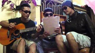 [Guitar Cover acoustic] Không Cảm xúc ( Rôn Bị Rốp )