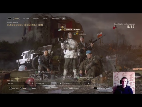 The Best Team In The Game MASTER PRESTIGE! WW2 Call Of Duty