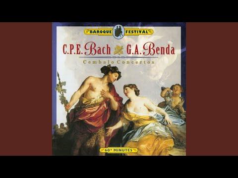 Concerto for Cembalo & Strings in F Major, Wq. 33: II. Adagio