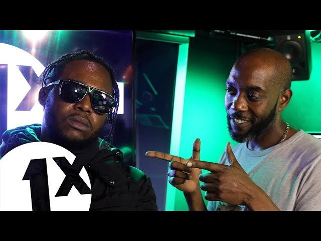 Teejay freestyles for Seani B on 1Xtra