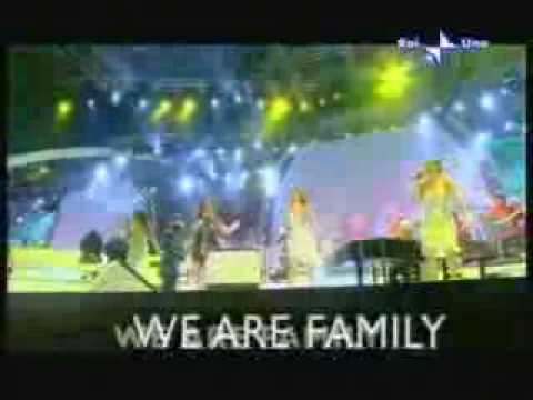 Kathy Sledge - We Are Family - Live in 2007