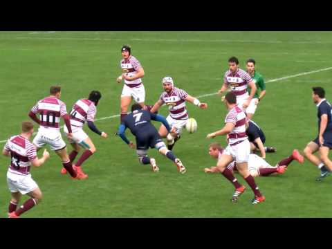 Heriot's v Watsonians BT Premiership Round 10: Whole Match