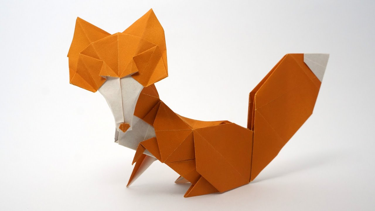Curved Origami