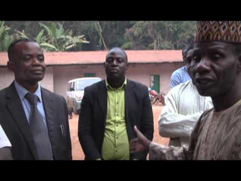 CONFERENCE D'AFRIQUE SANTE A DSCHANG AFRIQUE MEDIA TV