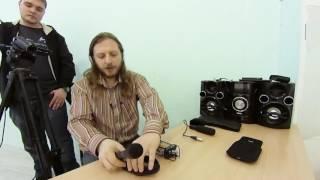 tascam DR 44WL - основы использования
