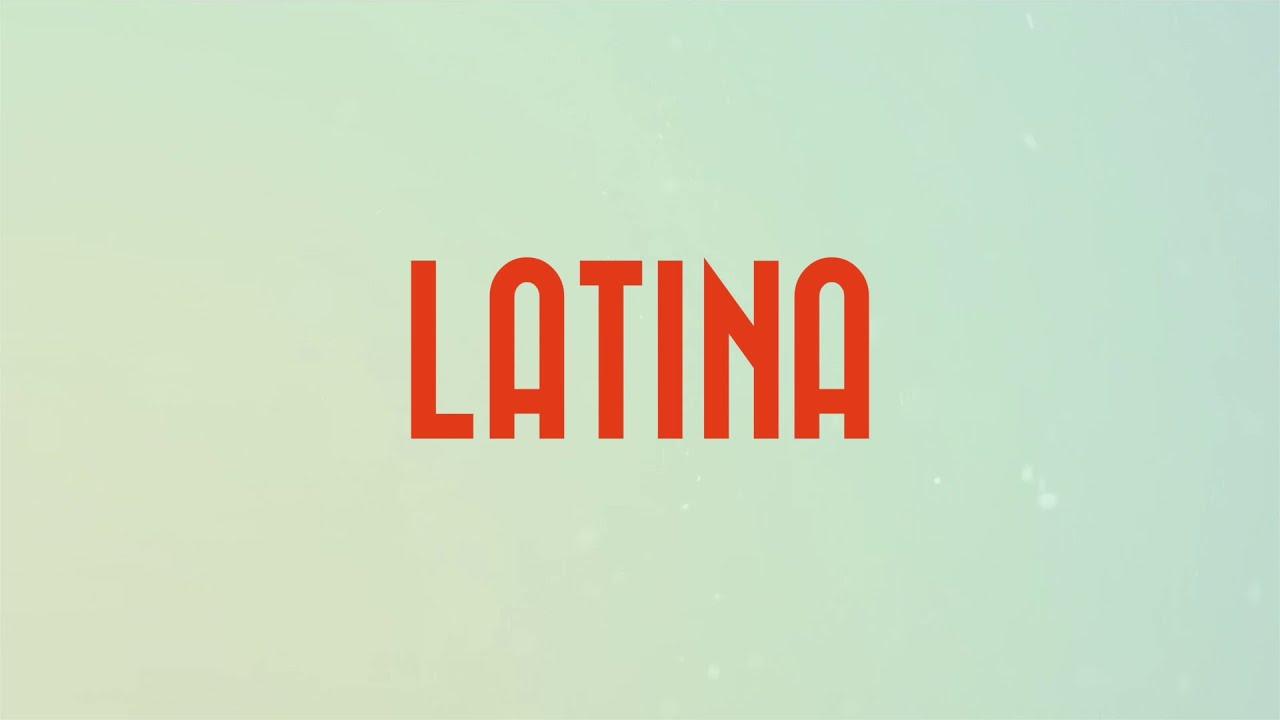 The making of LATINA - YouTube