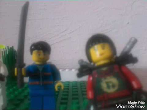 Lego Ninjagoreaktywacja 1 Pomysłowy Borg Youtube