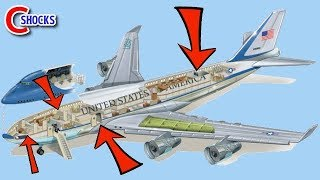 米国トランプ大統領が米朝首脳会談でも使った専用機『エアフォースワン』の秘密