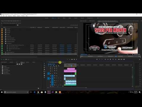 Exporting Video for Broadcast (23.98 to 29.97) In Premiere!
