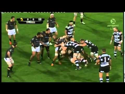 GCP Sport Rugby: Vaea Fifita |  Lock, Loose Forward