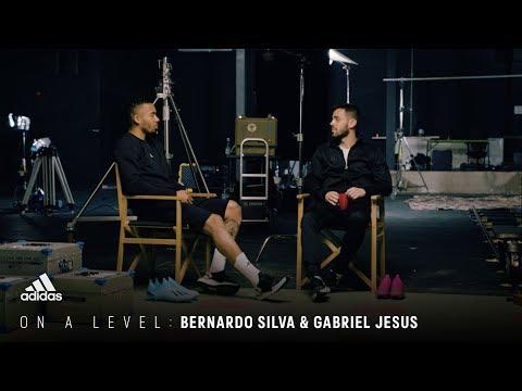 On a Level with Bernardo Silva & Gabriel Jesus