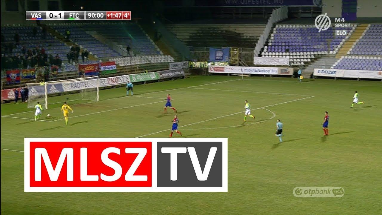 Gorriaran Fontes gólja a Vasas FC - Ferencvárosi TC mérkőzésen