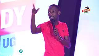 Alex Muhangi Comedy Store June 2018 - Mc Mariachi(Touched)