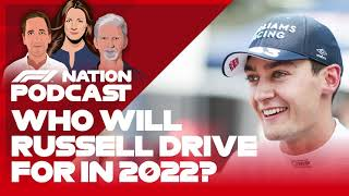British GP Preview, Featuring George Russell On Where His Future Lies  |  F1 Nation Podcast