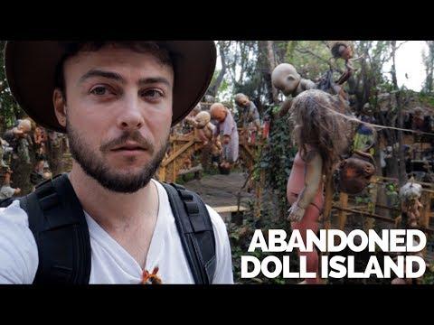 Abandoned Island of the Dolls   Xochimilco, Mexico