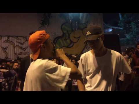 1ª Fase | Batalha Grajaú Rap City vs Batalha Na Quadra | Cristian (BNQ) vs Vitinho