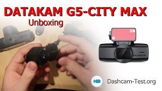 Unboxing ★ DATAKAM G5-CITY MAX
