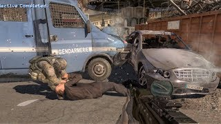 Capturing Volk - Paris - Bag and Drag - Call of Duty: Modern Warfare 3