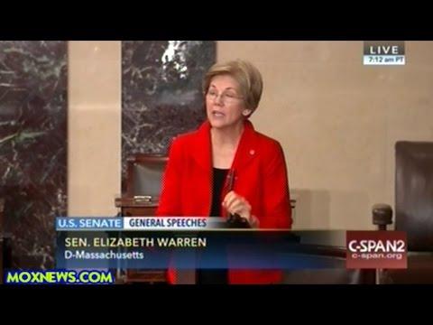 Senator Elizabeth Warren Makes GREAT Speech On America's BROKEN Criminal Justice System!