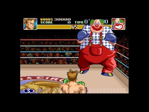 Super Punch - Out!! Playthrough Part 3