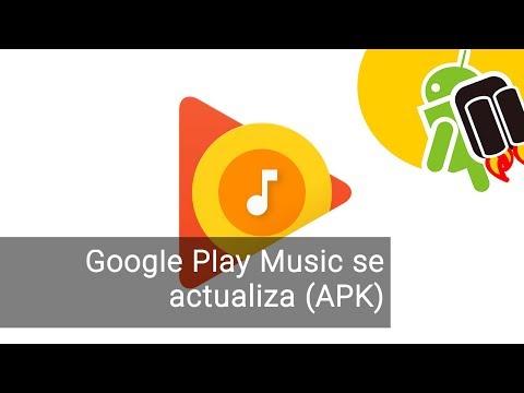 Google Play Music se actualiza para evitar consumos extra