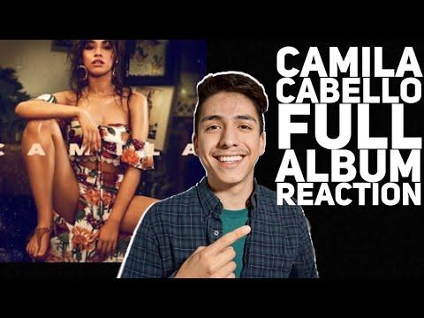 Camila Cabello Album Reaction|E2 Reacts