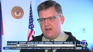Larimer Sheriff Dispatch