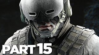 SILVERBACK BOSS in GHOST RECON BREAKPOINT Walkthrough Gameplay Part 15 (FULL GAME)