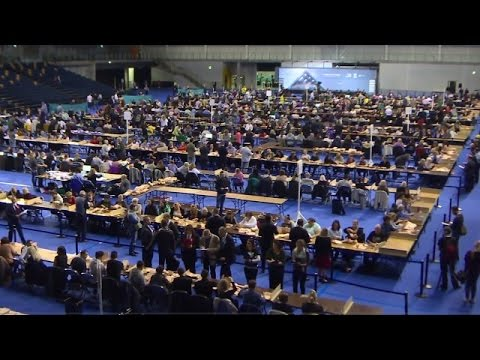 LIVE: UK's EU referendum - Opening of polls