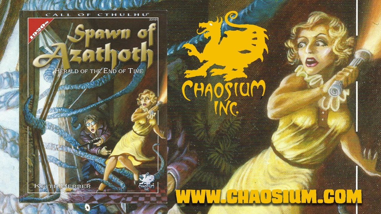 call of cthulhu rpg game how to get started