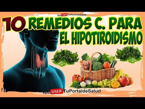 Remedios para el hipotiroidismo