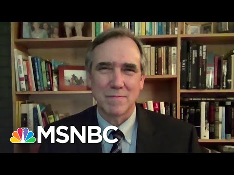 Merkley: Filibuster Changes Needed To 'Address The Issues Facing America' | The Last Word | MSNBC