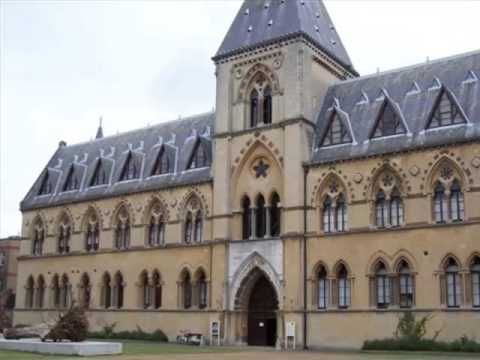 Oxford University | How Best Attractions Landmark Areas Looks Like | Location Picture Gallery