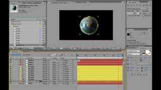 Tutorial After Effects Earth Zoom (part 1)   tuian.com.mx