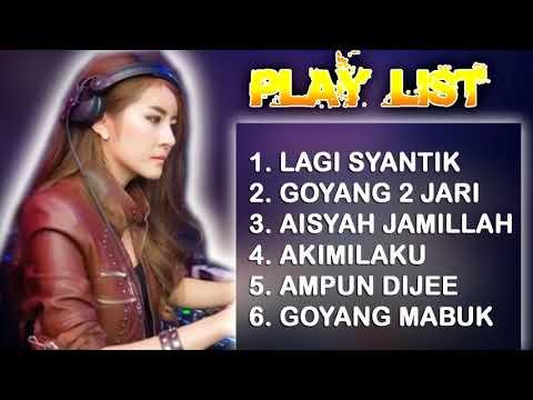 DJ VIRAL LAGI SYANTIK GOYANG DUA JARI  TERBARU 2018