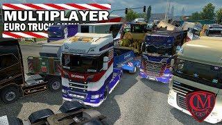 ETS2 MULTIPLAYER [SIM2] #1146 Auf Tour mit der CML I Euro Truck Simulator 2