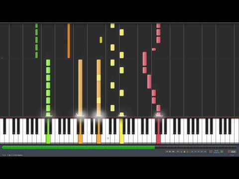 Bruno Mars  - Grenade Piano Cover