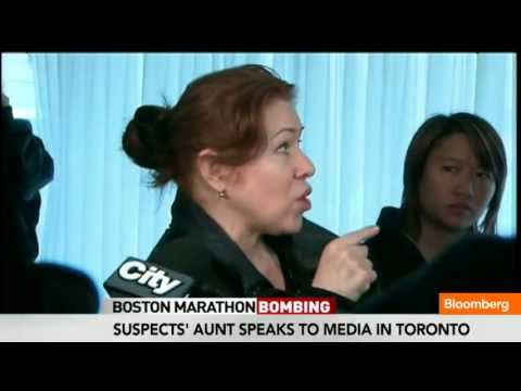Boston Bombing Suspects' Aunt: Show Me the Evidence