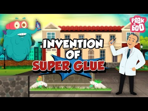 Invention Of Super Glue - The Dr. Binocs Show | Best Learning Videos For Kids | Peekaboo Kidz