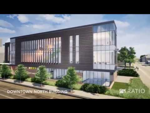Ivy Tech New Buildings Project—Muncie